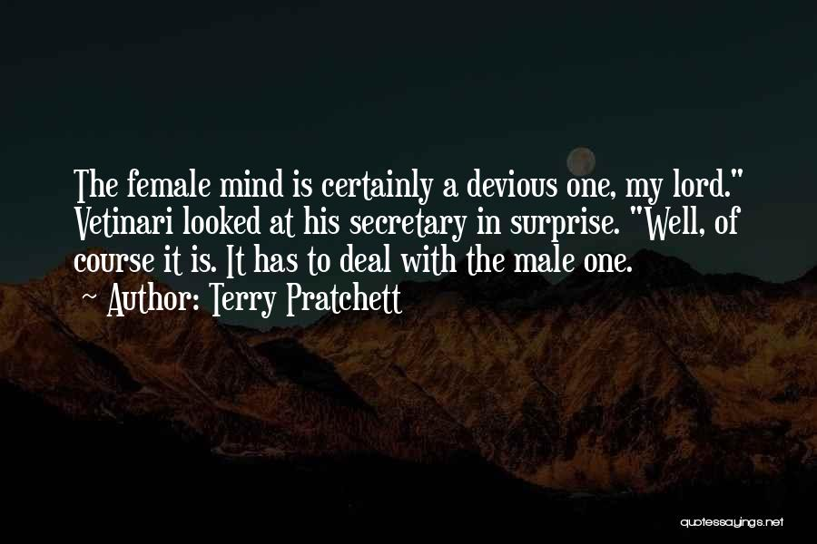 Stereotypes Gender Quotes By Terry Pratchett