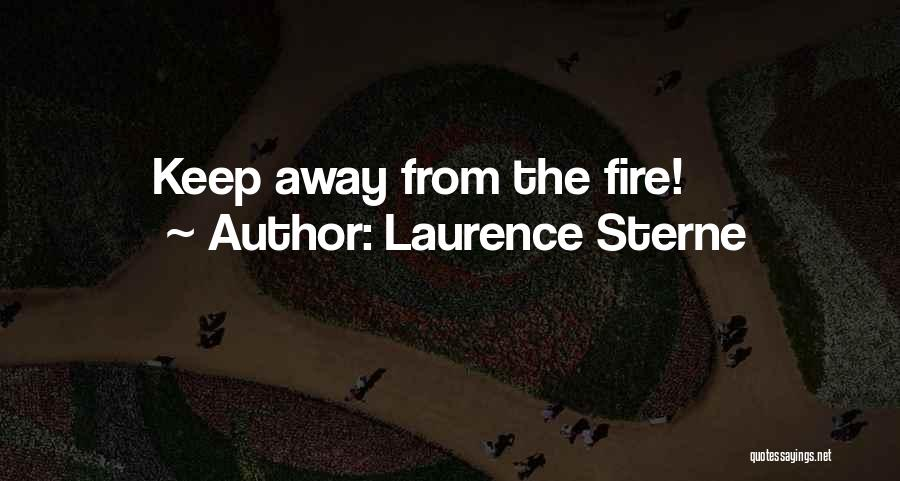 Sterne Quotes By Laurence Sterne