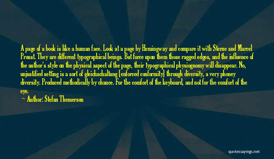 Sterne Quotes By Stefan Themerson