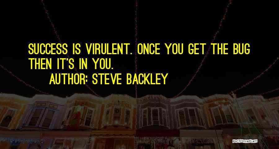 Steve Backley Quotes 1252196