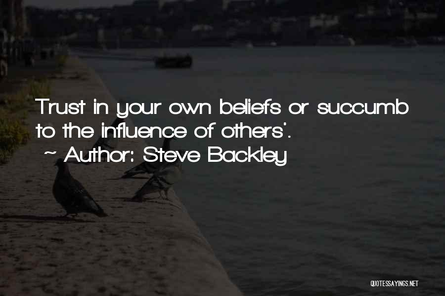 Steve Backley Quotes 1332493