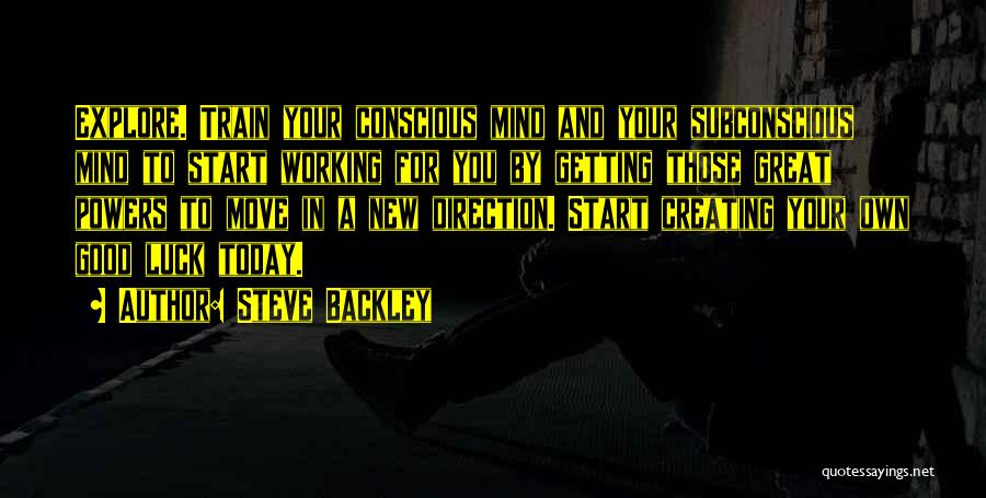 Steve Backley Quotes 1656520