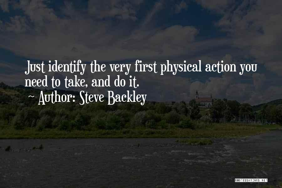 Steve Backley Quotes 1865843