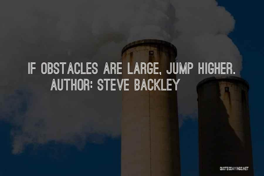 Steve Backley Quotes 2044037