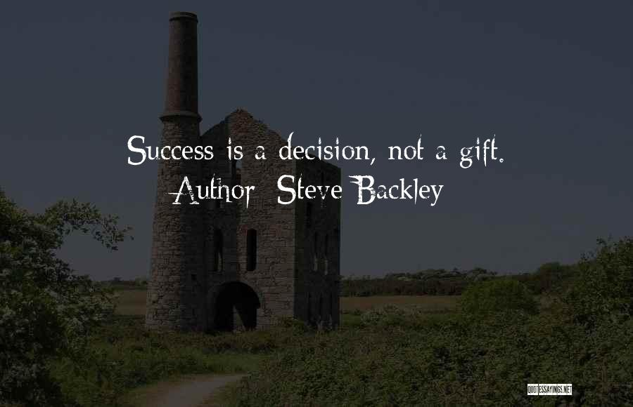 Steve Backley Quotes 2103937