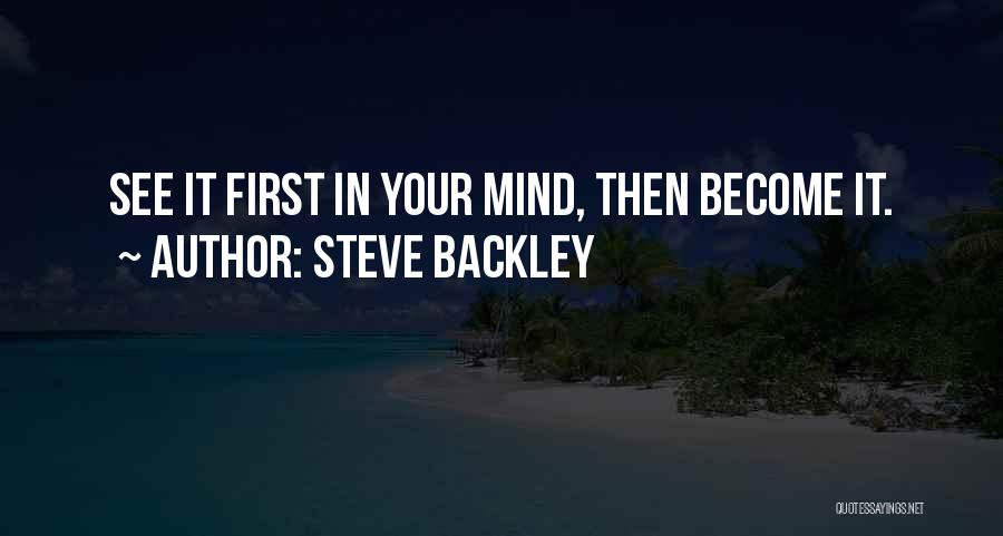 Steve Backley Quotes 260761