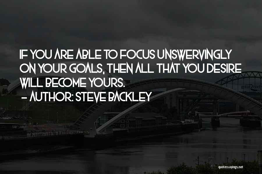 Steve Backley Quotes 310171