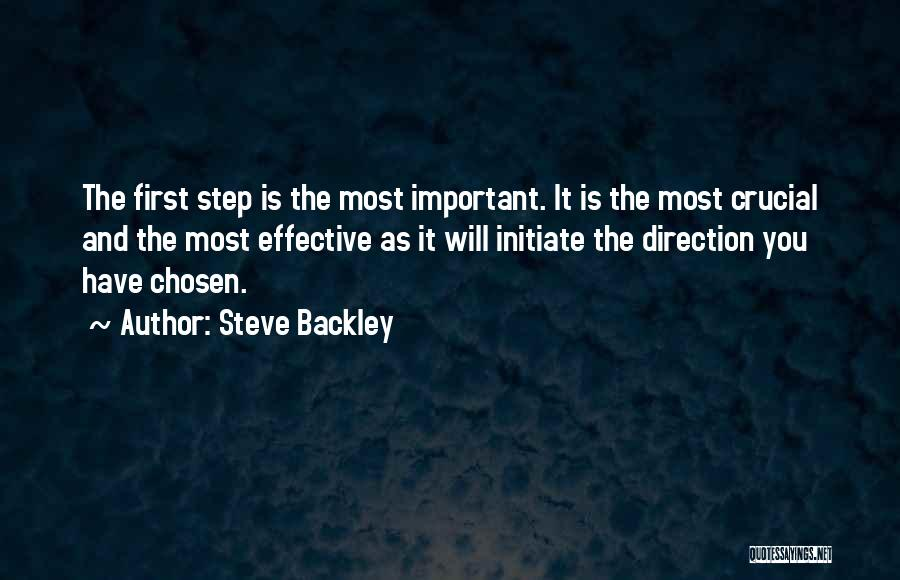 Steve Backley Quotes 467859