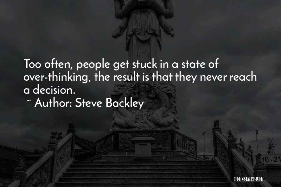 Steve Backley Quotes 555895