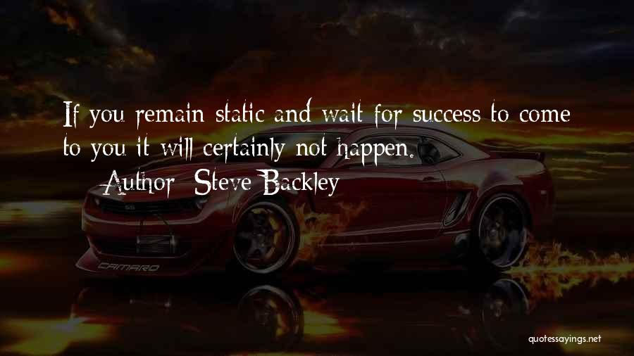Steve Backley Quotes 618449