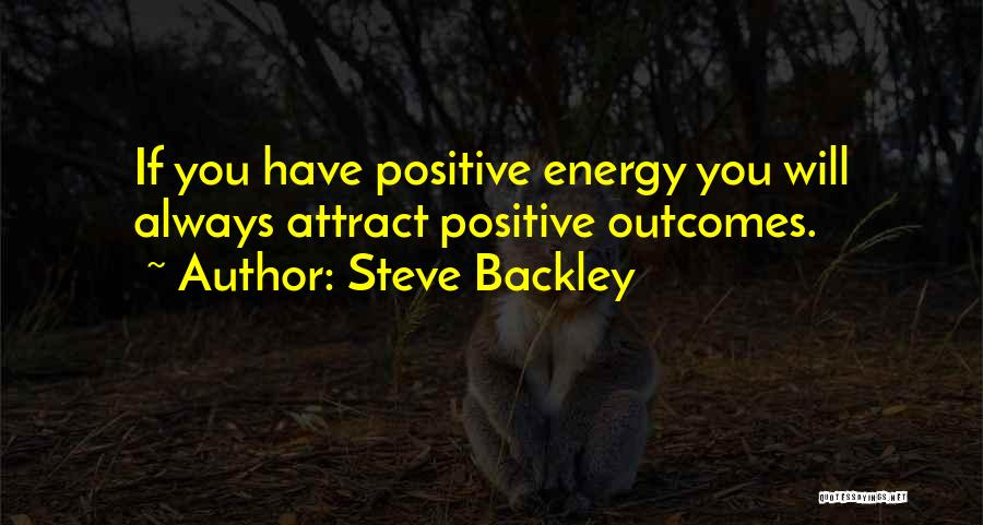 Steve Backley Quotes 672124