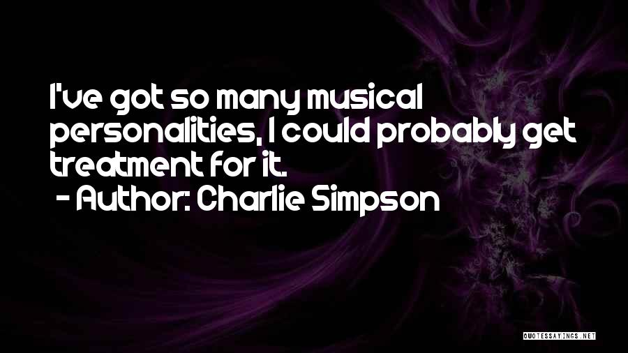 Steve Bartkowski Quotes By Charlie Simpson