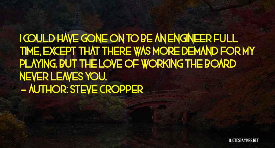 Steve Cropper Quotes 1549265