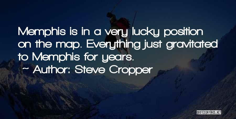 Steve Cropper Quotes 155854
