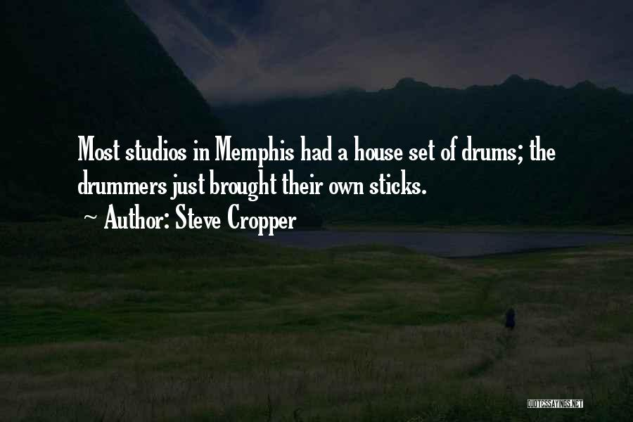 Steve Cropper Quotes 1668442