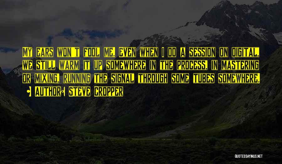 Steve Cropper Quotes 1893939