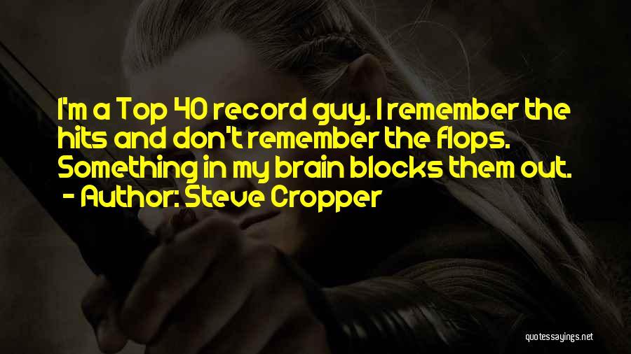 Steve Cropper Quotes 1989989