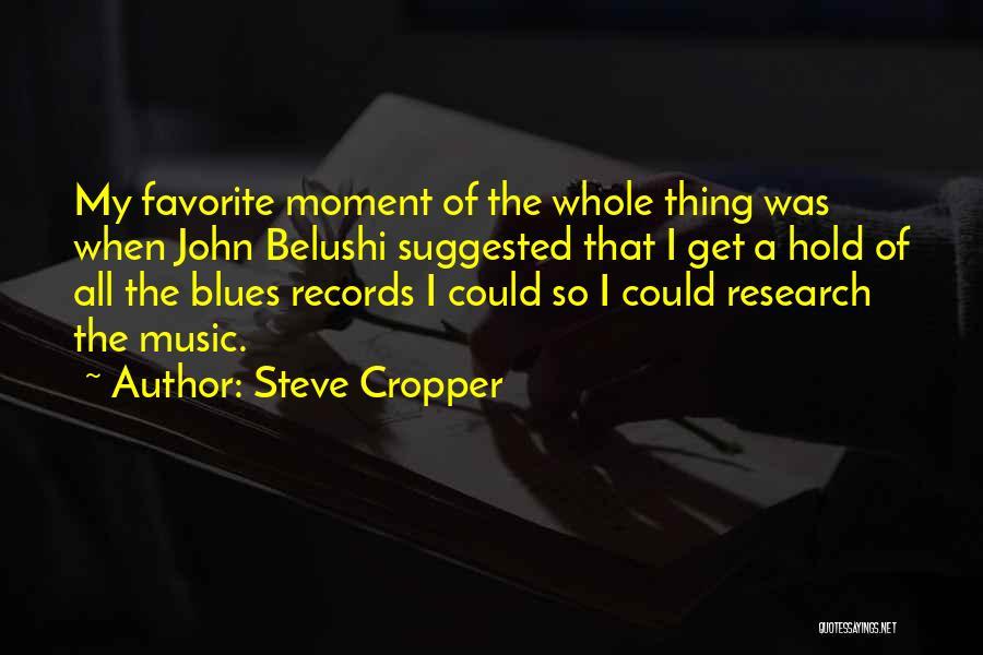 Steve Cropper Quotes 2055855