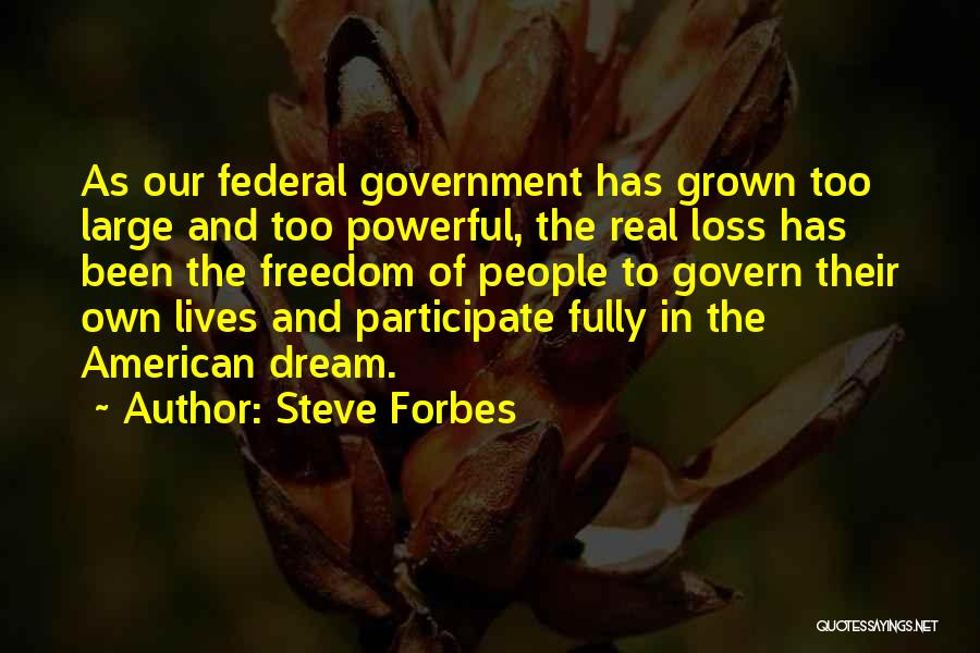 Steve Forbes Quotes 1151895