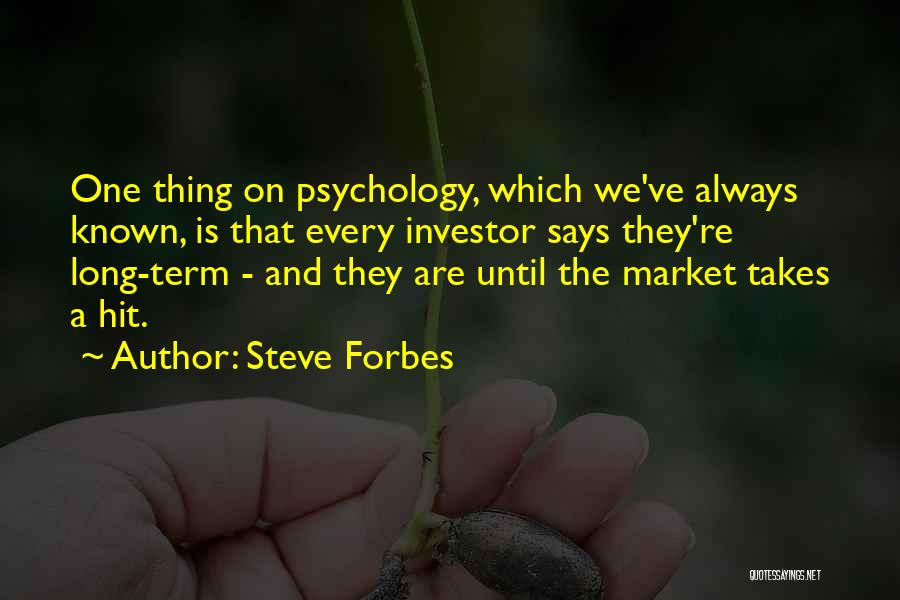 Steve Forbes Quotes 1919203