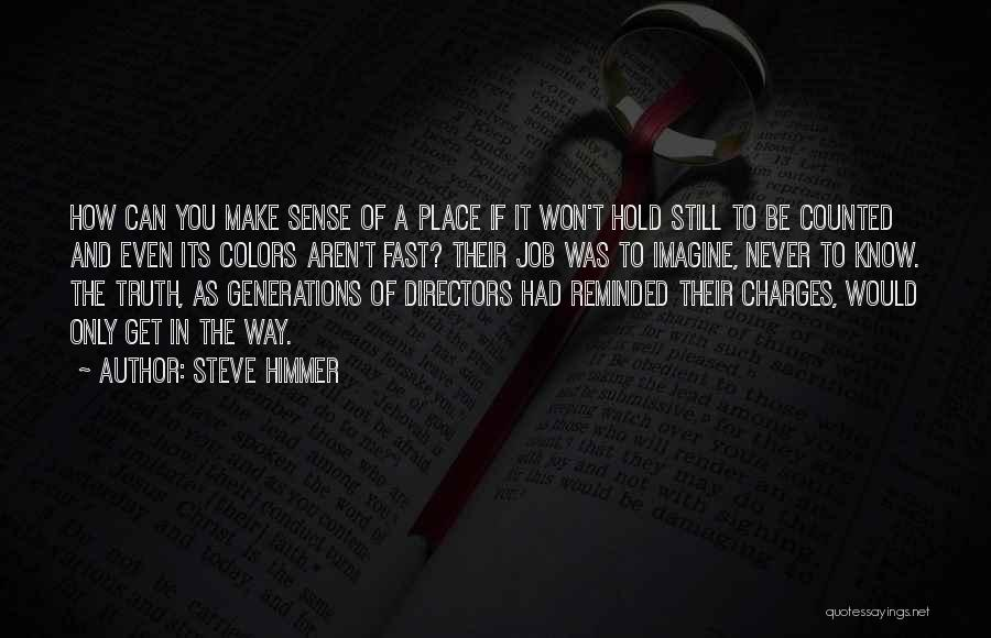 Steve Himmer Quotes 1585541