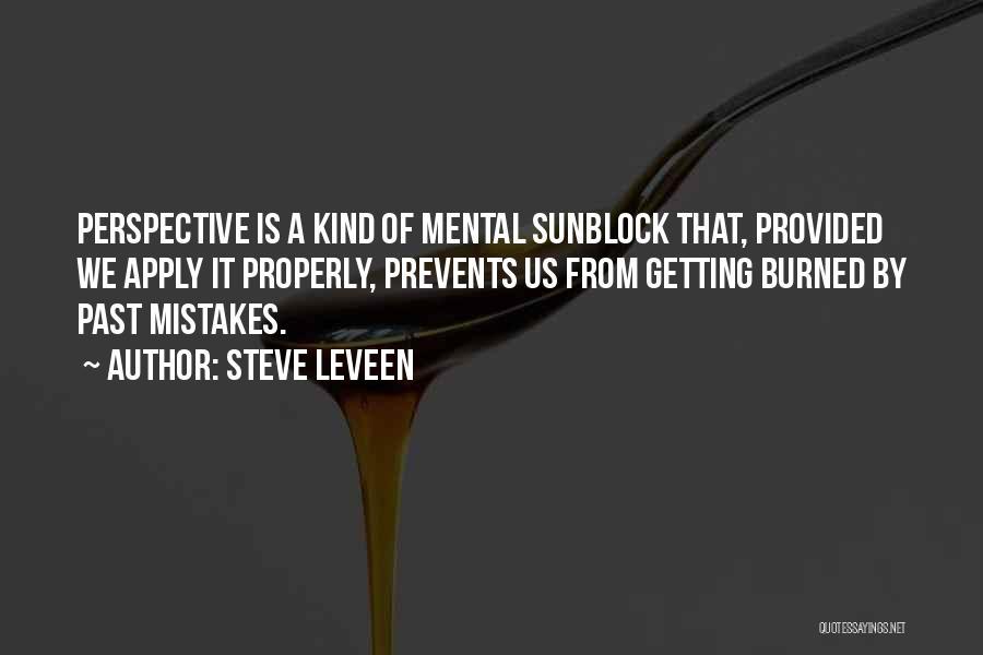 Steve Leveen Quotes 90048