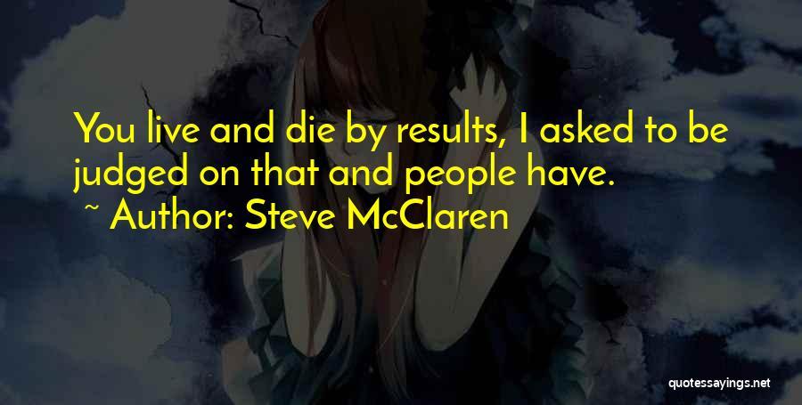 Steve McClaren Quotes 1040408