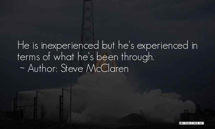 Steve McClaren Quotes 2135583