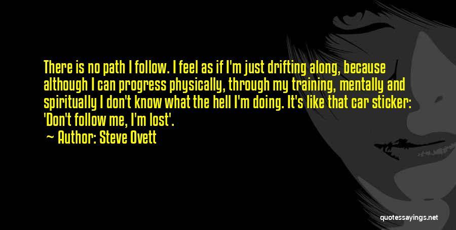 Steve Ovett Quotes 814112