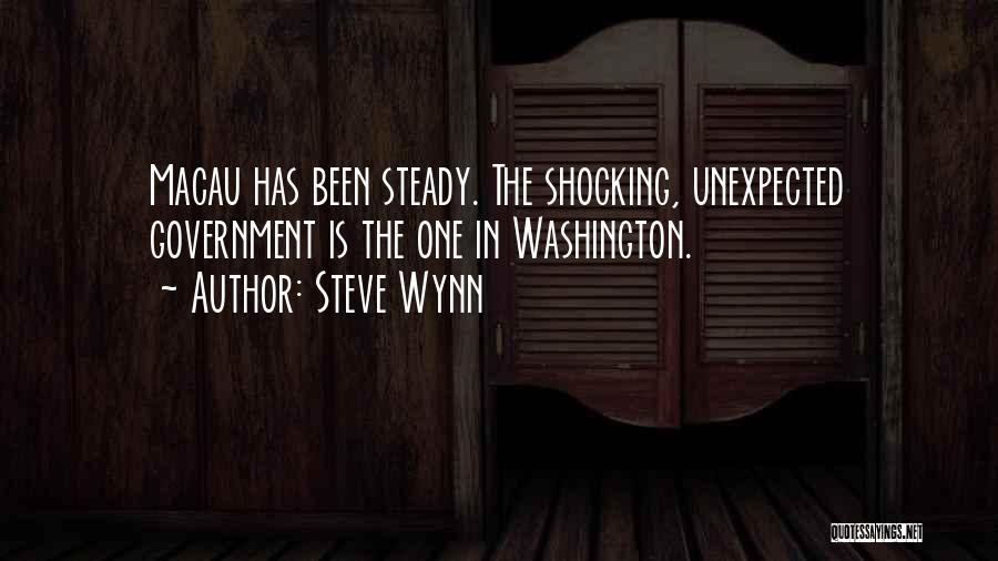 Steve Wynn Quotes 1601707