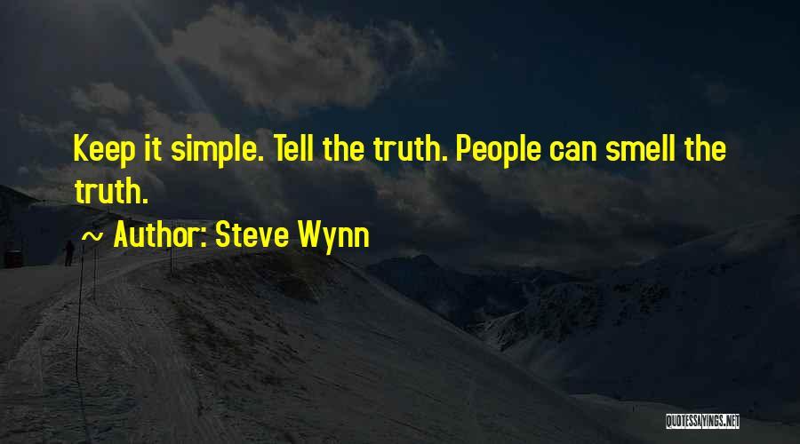 Steve Wynn Quotes 1972206