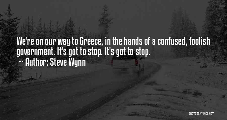 Steve Wynn Quotes 835637
