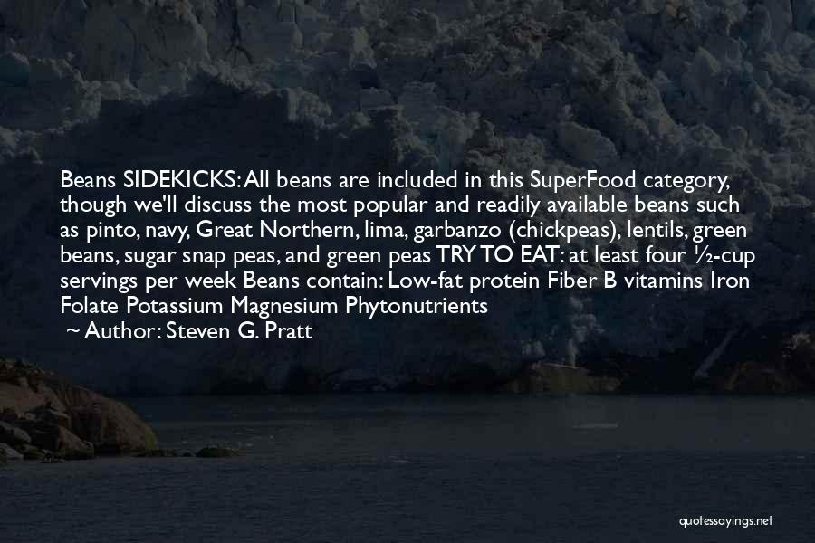Steven G. Pratt Quotes 1385085