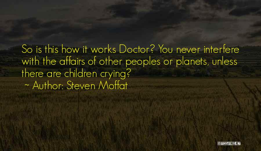 Steven Moffat Quotes 1250023