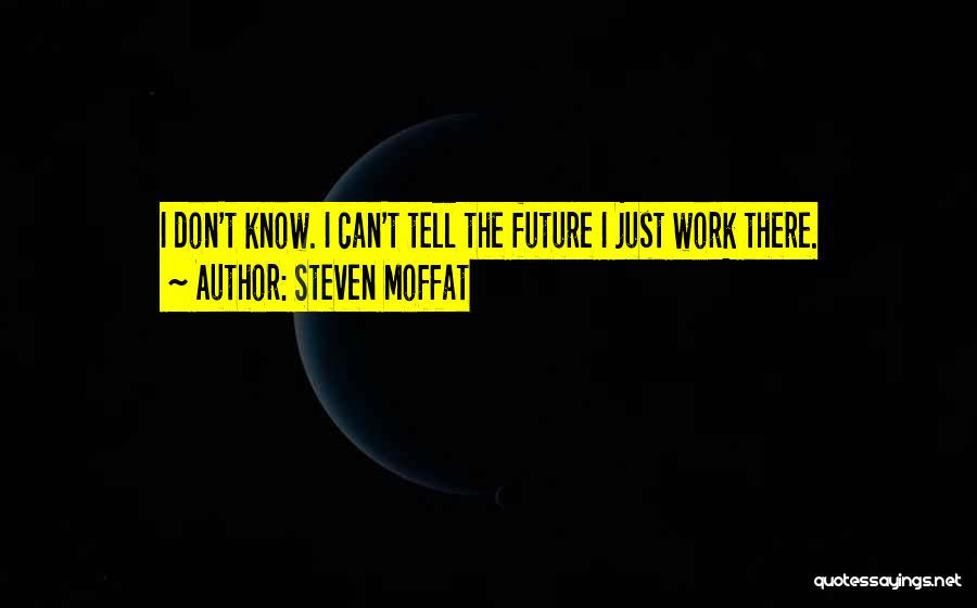 Steven Moffat Quotes 1316517