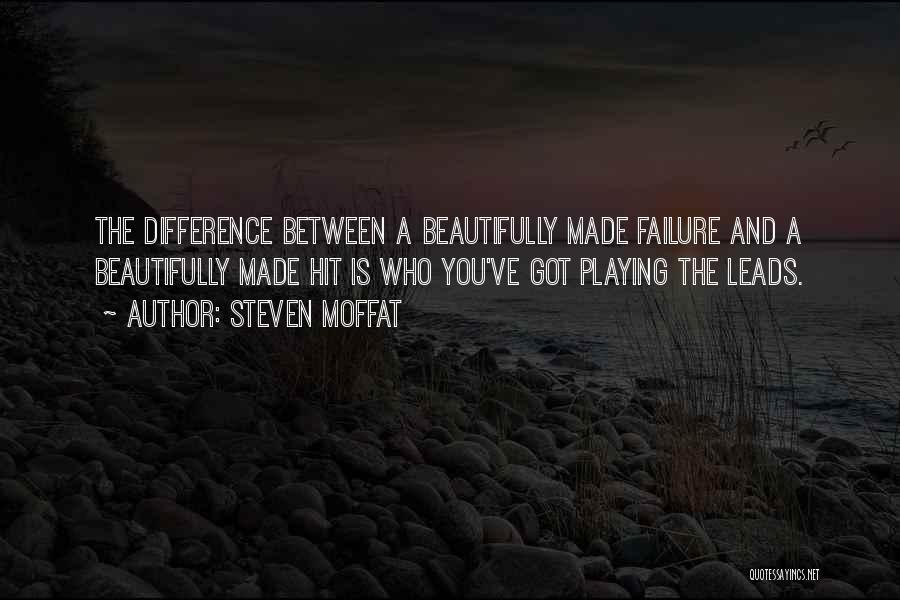 Steven Moffat Quotes 1337836