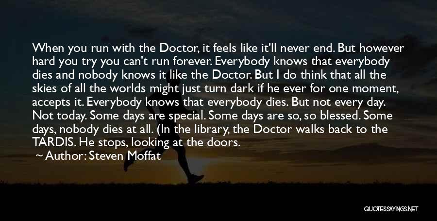 Steven Moffat Quotes 1374814