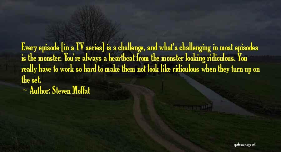 Steven Moffat Quotes 146691
