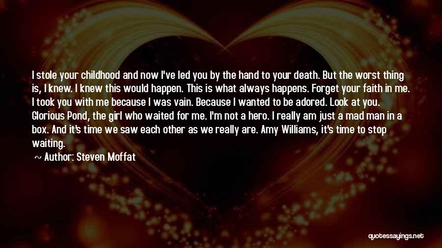 Steven Moffat Quotes 1507404
