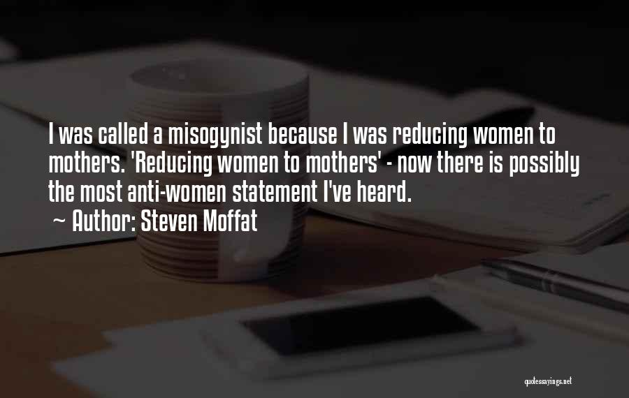 Steven Moffat Quotes 1523828