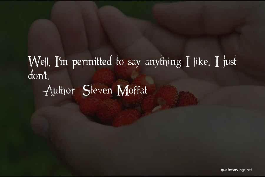 Steven Moffat Quotes 1700714