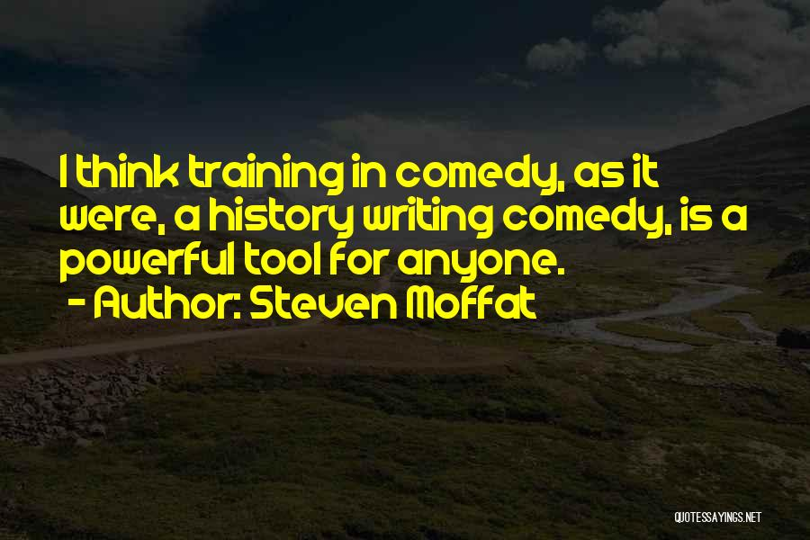 Steven Moffat Quotes 1747081