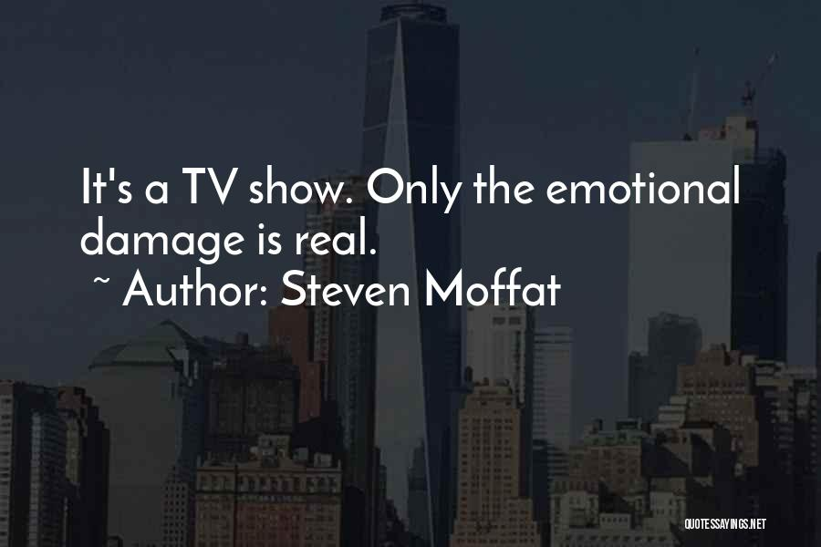 Steven Moffat Quotes 1760748