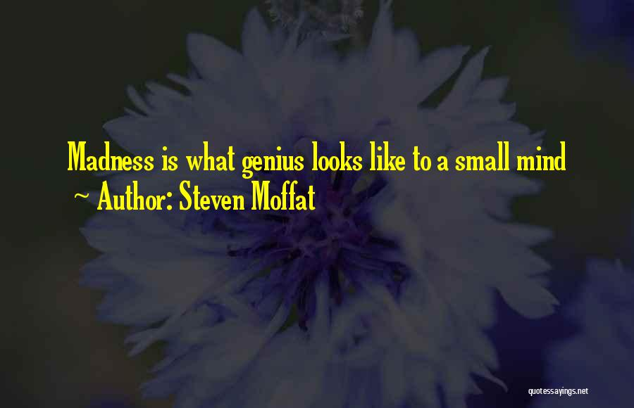 Steven Moffat Quotes 1815479