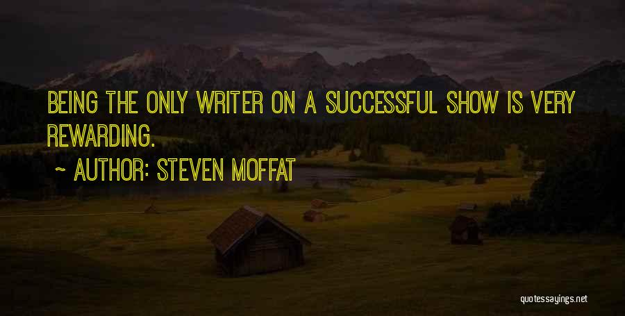 Steven Moffat Quotes 1895209