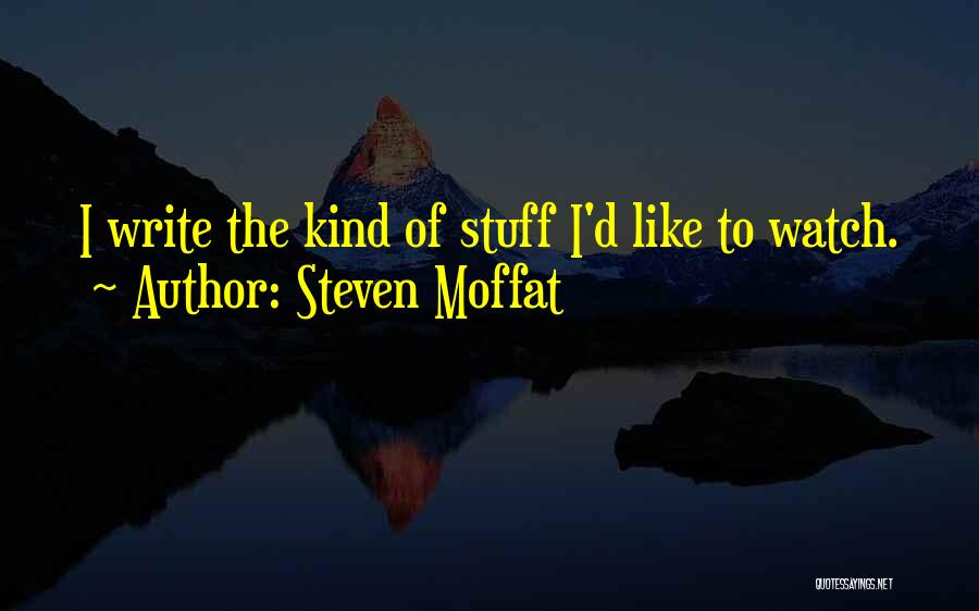 Steven Moffat Quotes 2025611