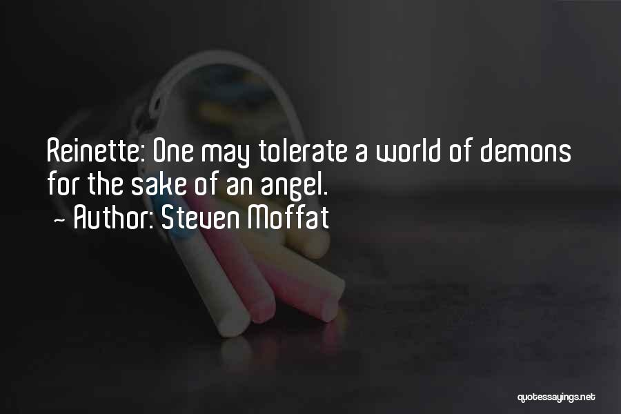 Steven Moffat Quotes 2137194