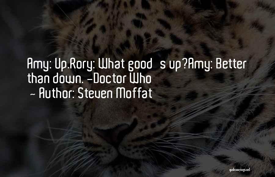 Steven Moffat Quotes 2185318