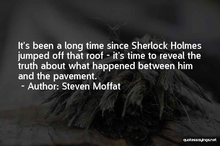 Steven Moffat Quotes 404882