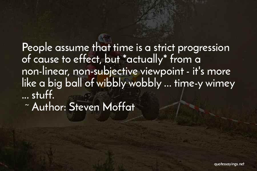 Steven Moffat Quotes 413138